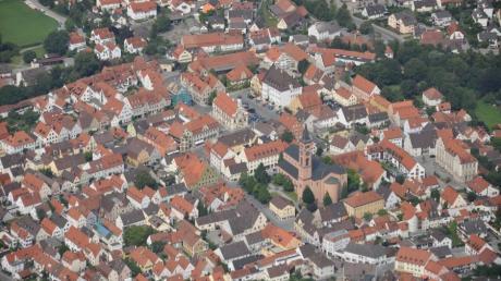 Der Friedberger Stadtrat stellt die Weichen für die Fortführung der Altstadtsanierung.