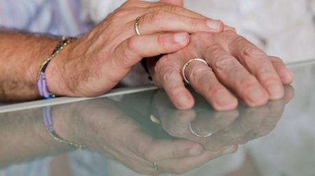 Seltenes Jubiläum: Regina und Vitus Sing sind seit 65 Jahren verheiratet.