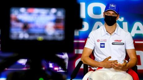 Mick Schumacher ist voll fokussiert auf seine Aufgabe bei Haas.