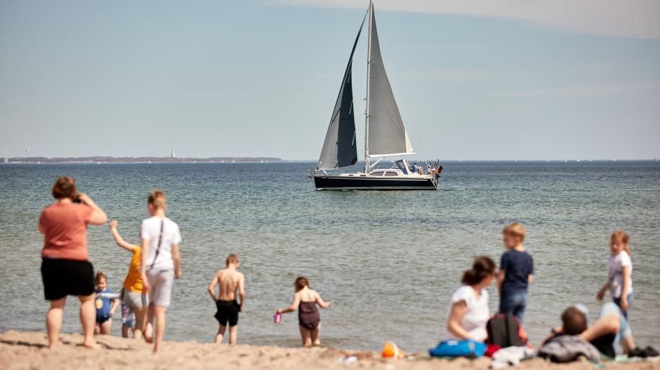 Schleswig-Holstein probt in ausgewählten Regionen Urlaub unter Pandemie-Bedingungen.