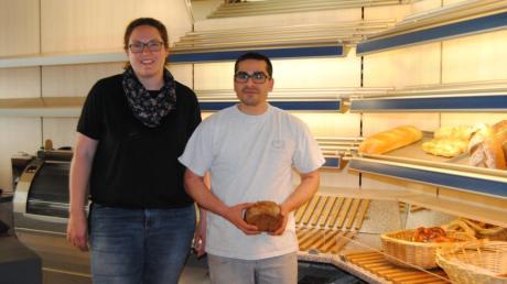 Isabella und Matthias Stachel schließen ihre Ladentüren. Aus gesundheitlichen Gründen kann der Bäckermeister sein Geschäft nicht mehr fortführen.