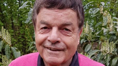 Feiert heute seinen 75. Geburtstag: Ludwig Fink, der von 1992 bis 2011 Bürgermeister in Stadtbergen war.