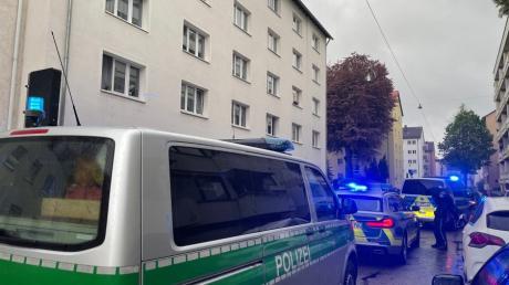 In Neu-Ulm ist es am Dienstagabend zu einem größeren Einsatz der Polizei gekommen.