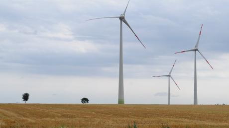 Den Stadtwerken gehören auf der Schwäbischen Alb zwei Windräder in einem Windpark.