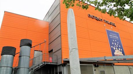 Noch ist es geschlossen - aber die Inzidenzen sinken und das Dietrich-Theater macht sich für die Öffnung bereit.