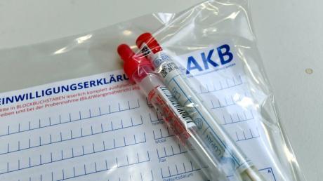 In Meitingen haben sich 49 Menschen typisieren lassen.
