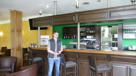 Pál Imre hat das Restaurant Pfaffenwinkel am Golfplatz in Pähl übernommen. Dort kann man künftig auch frühstücken.
