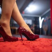 In Mindelheim hat die Polizei eine Frau in einem Hotel getroffen, die dort als Prostituierte arbeitete.