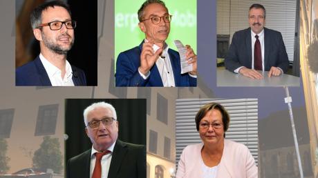 Welche Ideen haben die Fraktionsvorsitzenden des Stadtrats für Nördlingen?