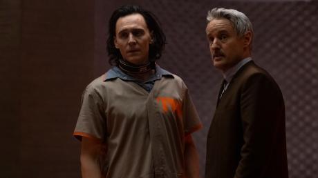 """""""Loki"""" ist die neue Marvel-Serie auf Disney+. Zur Besetzung gehört natürlich auch Tom Hiddleston."""