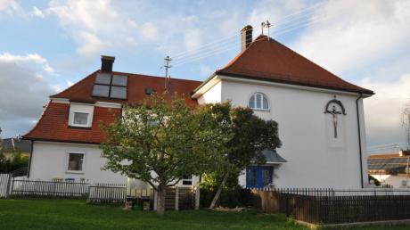 """Im Kindergarten """"Haus der kleinen Strolche"""" in Winterrieden steht ein umfangreicher Umbau an."""