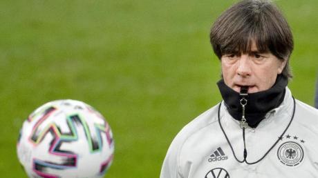 Bundestrainer Joachim Löw wird seinen EM-Kader bekanntgeben.