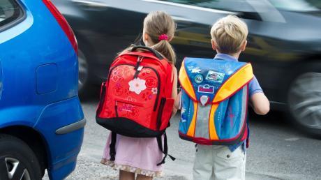 """Den Schulweg selbst zurücklegen und auf das """"Elterntaxi"""" verzichten, das will eine Aktion erreichen, an der auch die Grundschule Offingen teilnimmt."""