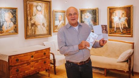 Florian Münzer zeigt Werke seines Großvaters Adolf Münzer in einem neuen Museum in Utting/Holzhausen