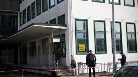 Aus der Sonderausgabestelle der Post am Ulmer Hauptbahnhof sind hunderte Pakete gestohlen worden.