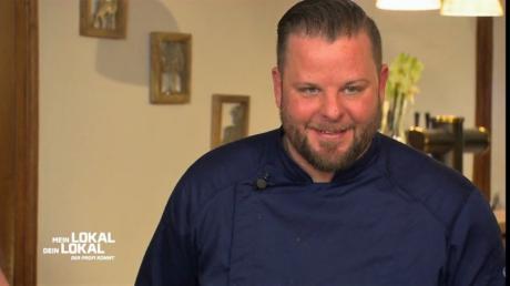 """Der Karlshulder Klosterwirt Jürgen Meier ist Koch aus Berufung. """"Ich könnte 24 Stunden kochen"""", sagt er über sich. Seine Vor- und Hauptspeisen sowie die Desserts überzeugten Fernsehkoch Mike Süsser in der Show """"Mein Lokal, dein Lokal""""."""