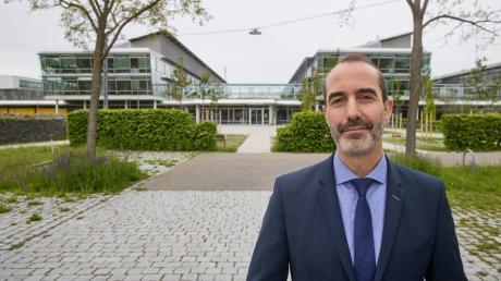 Christian Mikulla ist neuer Leiter des Bayerischen Landesamtes für Umwelt in Augsburg.