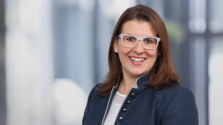 Katja Ölberger ist die neue Vorsitzende der CSU in Senden.