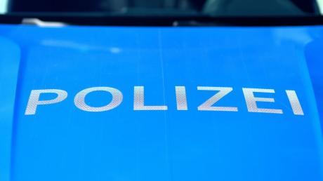 Die Polizei war am Samstagabend bei Bachhagel im Einsatz.