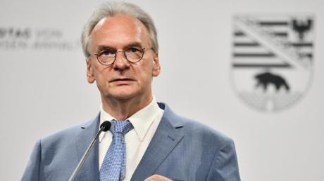Ihm hat die CDU ihr gutes Ergebnis in Sachsen-Anhalt zu verdanken: Ministerpräsident Reiner Haseloff ist bei den Menschen im Land beliebt.