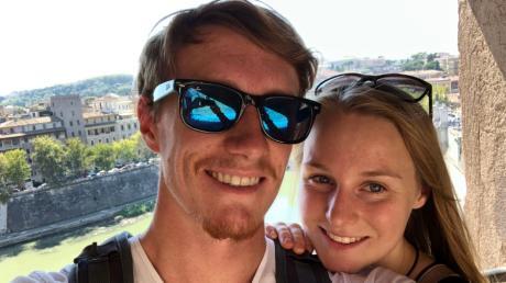 Benjamin Hasmüller und Alina Schmid haben sich in der Pandemie ein neues Hobby gesucht: Sie drucken Gegenstände mit einem 3D-Drucker.