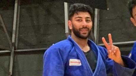 Der Augsburger Tareq Jamal ist bei der Judo-WM dabei und träumt jetzt schon von Olympia.