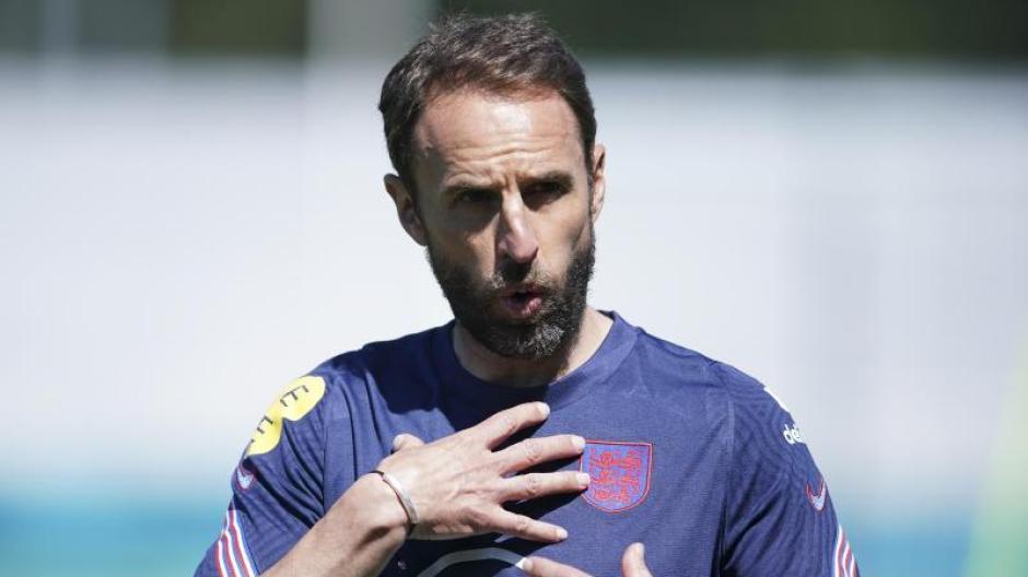 Für Englands Nationaltrainer Gareth Southgate geht es bei der EM um mehr als den Titel.
