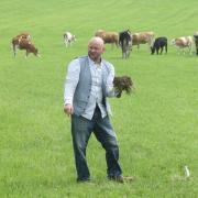 Franz Donderer aus Aichen ist seit 40 Jahren Biobauer.  Seine ökologische Idee beruht auf den Gesetzen der Natur. Gerade das ist es, was wesentlich zu seinem Erfolg beigetragen hat.