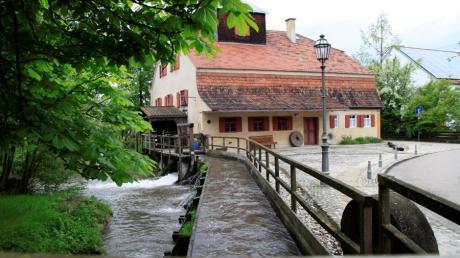 Ende der Zwangspause: Das Mühlenmuseum in Thierhaupten öffnet wieder.