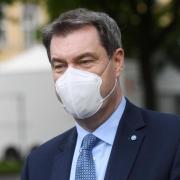 """Bayerns Ministerpräsident Markus Söder (CSU) will das Impftempo erhöhen. """"Es kommt jetzt auf jeden Tag an"""", sagt er."""