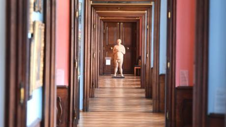 Den Gang ins Museum können digitale Präsentationen nicht ersetzen..