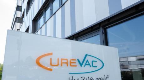 Die Börse hat Curevac für die Ergebnisse der Zwischenanalyse abgestraft.
