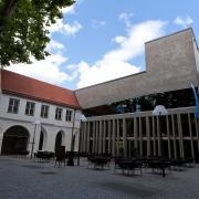 Das Theater in Memmingen