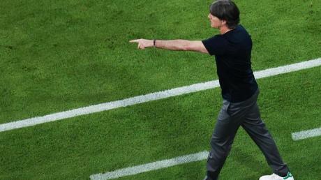 Bundestrainer Joachim Löw setzt auf Kontinuität.