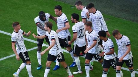 Ein starkes DFB-Team besiegte Portugal mit 4:2.
