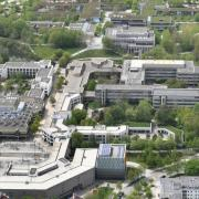 Die Behörden haben einen Mann festgenommen, der im Verdacht steht, an der Augsburger Universität spioniert zu haben.