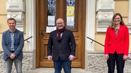 Bei der Verwaltungsgemeinschaft Ziemetshausen gibt es eine neue Geschäftsstellenleitung. Anja Böck ist neue geschäftsleitende Beamtin.