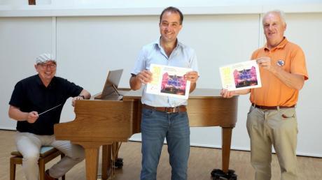 Die Musikschule Gundremmingen, Offingen, Rettenbach feiert in diesem Jahr ihr 30-Jähriges Bestehen. Jubiläumskonzerte finden nicht statt.