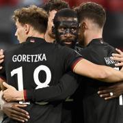 Deutschland will auch gegen England jubeln. Die Infos zur Übertragung beim Achtelfinale der EM 2021 finden Sie in diesem Artikel.