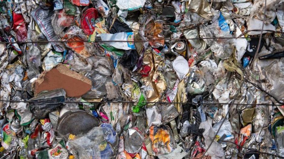 Die Recyclingquoten von Verpackungsmüll sind zu niedrig.
