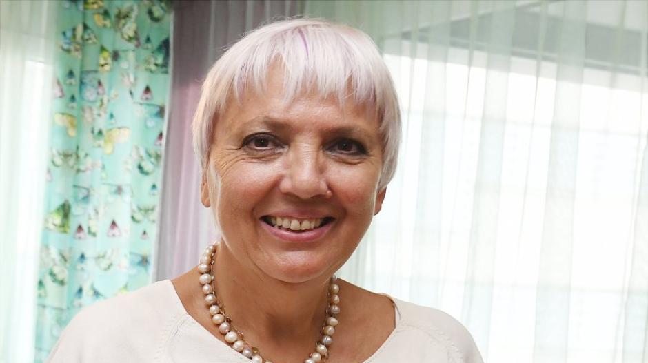 Claudia Roth ist auch Vizepräsidentin des Deutschen Bundestags.