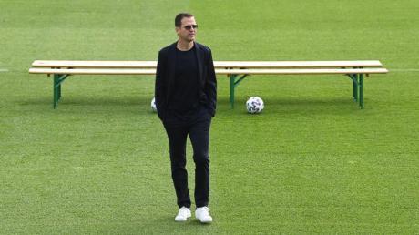 Oliver Bierhoff rechnet auch in der Zukunft mit Thomas Müller und Mats Hummels.