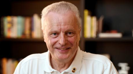Jürgen Korschinsky ist der neue Distrikt-Governor des Lions Club für Südbayern.