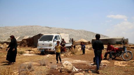 Die Not von Millionen Syrern wird in diesen Tagen zum Spielball im Kampf um die Macht in dem Bürgerkriegsland.