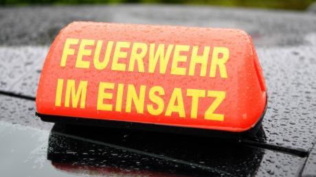 Die Feuerwehr Gersthofen war bei einem Kellerbrand in Gersthofen gefragt.