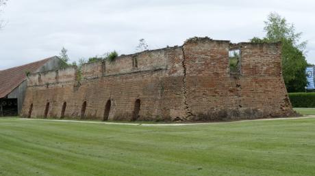 Die Ziegelei, die heute auf dem Gelände des Königsbrunner Golfclubs Lechfeld liegt, wurde Mitte des 19. Jahrhunderts erbaut.