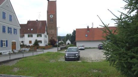 Beim Feuerwehrgerätehaus in Willmatshofen übernimmt nun der Feuerwehrverein die Bauherrschaft. Geplant ist das Projekt auf dem freien Gelände an der Wilhelm-Wörle-Straße in der Nähe der Kirche St. Vitus.