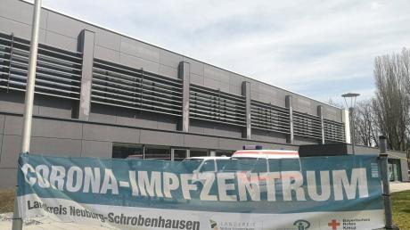 Das Impf- und Testzentrum in der Ostendhalle muss nach den Sommerferien umziehen.