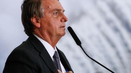 Jair Bolsonaro wurde für weitere Untersuchungen nach São Paulo gebracht.