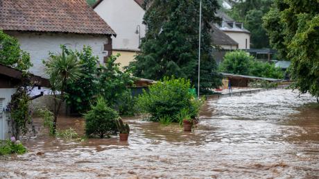 Extreme Wetterereignisse wie aktuell im Westen Deutschlands werden durch den Klimawandel häufiger.